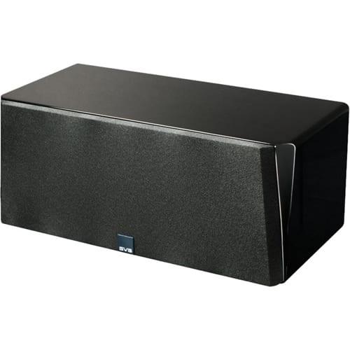"""Prime Dual 5-1/4"""" Passive 3-Way Center-Channel Speaker Gloss piano black"""