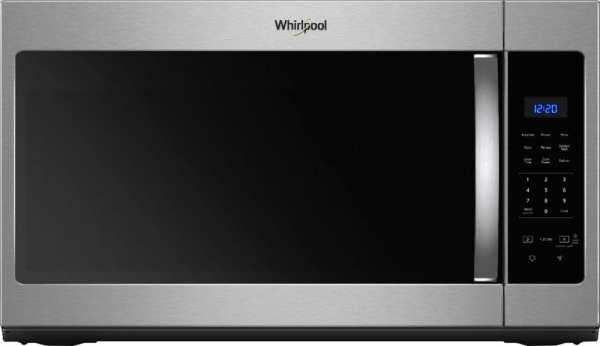 1.7 Cu. Ft. Over-the-Range Microwave Fingerprint Resistant Stainless Steel