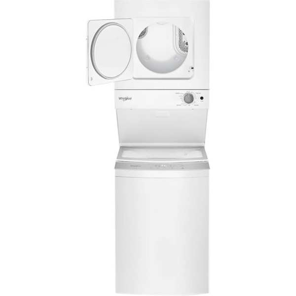 1.6 Cu. Ft. 6-Cycle Washer and 3.4 Cu. Ft. 4-Cycle Dryer Electric Laundry Center