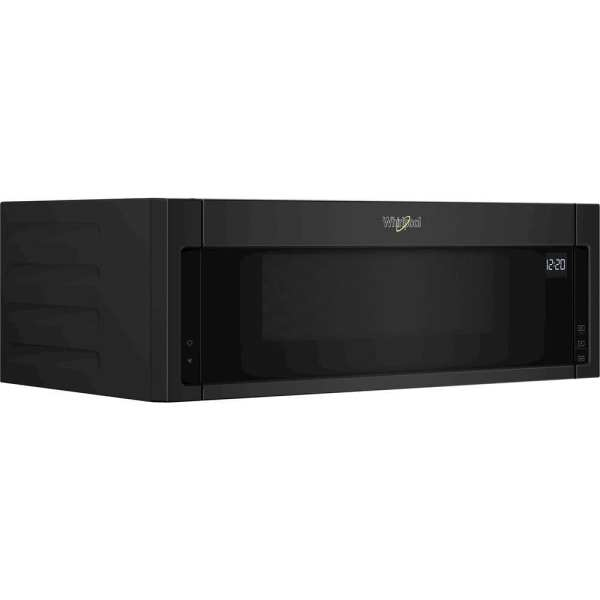 1.1 Cu. Ft. Low Profile Over-the-Range Microwave Hood Combination