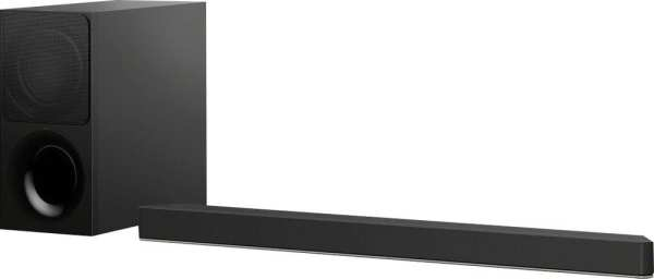 2.1-Channel Soundbar System with Wireless Subwoofer and 4K & HDR Support
