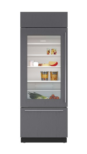 /sub-zero/full-size-refrigeration/builtin-refrigerators/30-inch-built-in-over-under-glass-door-refrigerator-freezer-panel-ready