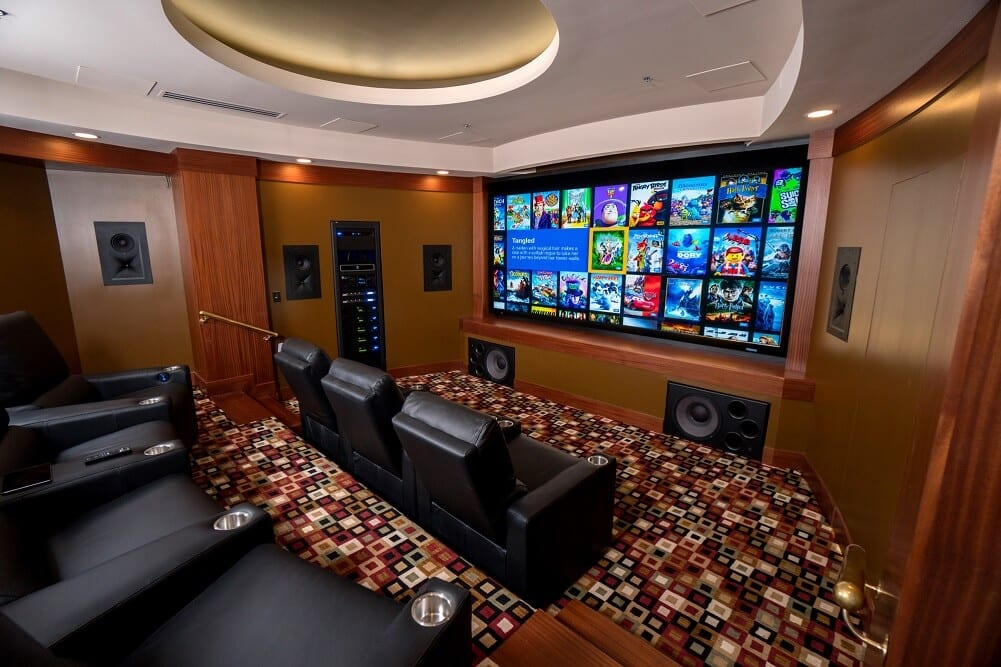 Star Power Home Theater store