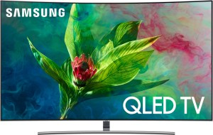 "65"" Class LED Curved Q7C Series 2160p Smart 4K UHD TV with HDR"