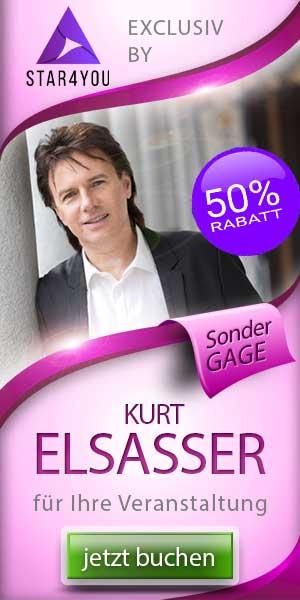Kurt Elsasser jetzt bis zu 50% günstiger buchen