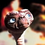 ET映画で指を合わせるシーンはあったか?