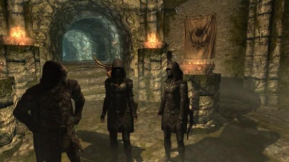 Brynjolf, El & Karliah