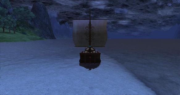 Vanguard: Sailing by the Kojan coast