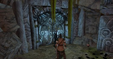 one of the riddle doors