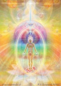 aura and earth
