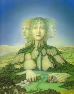 goddess eiru