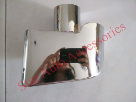 Tail Pipe W212 3