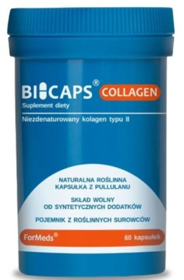 FORMEDS BICAPS COLLAGEN 60 KAP
