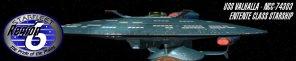 USS Valhalla Banner