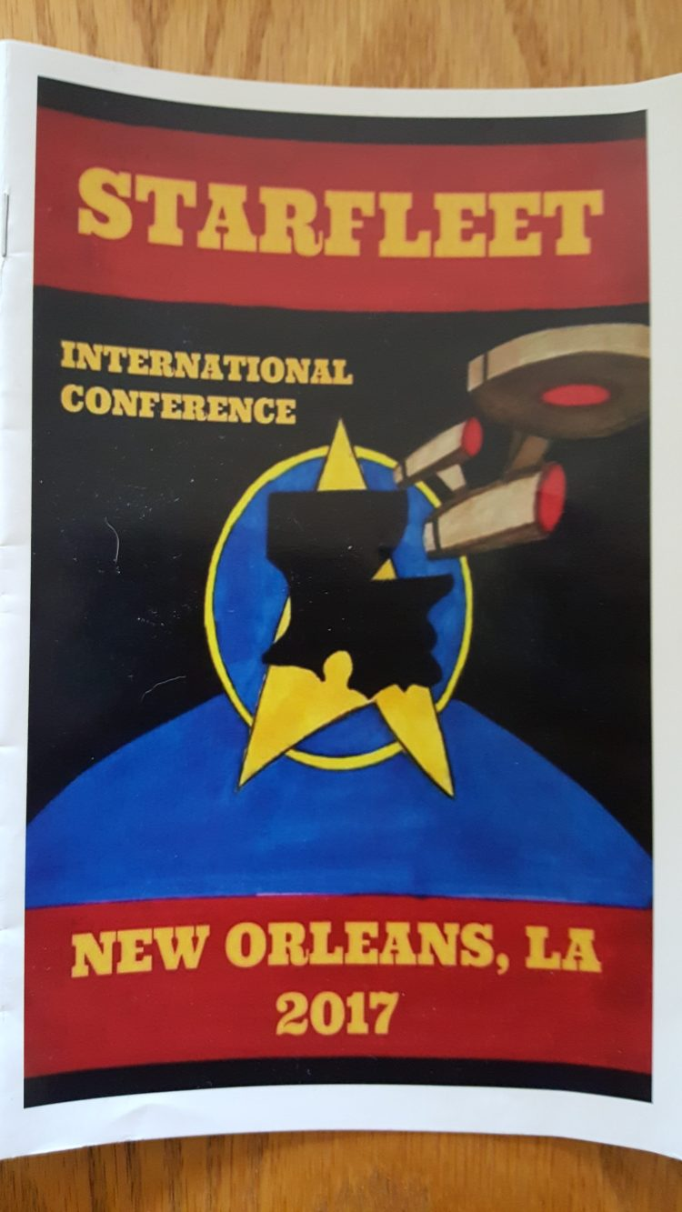 IC2017 Program book cover
