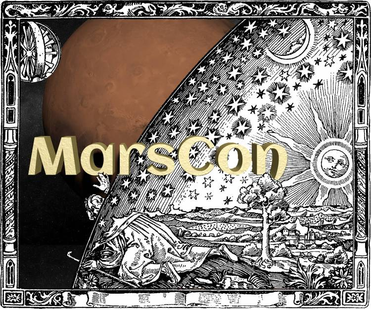 Marscon 2020 logo