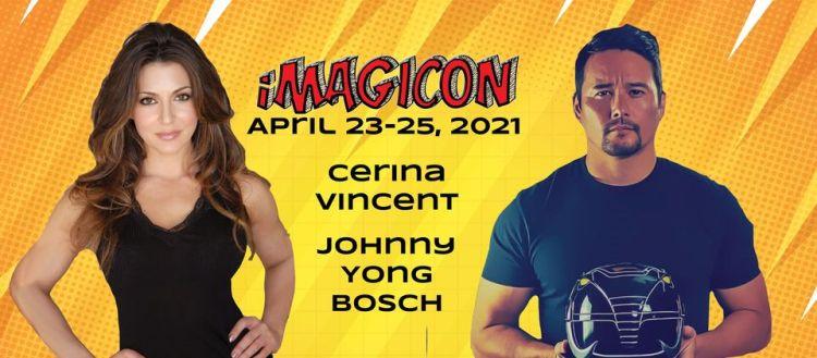 iMagicon 2021 logo