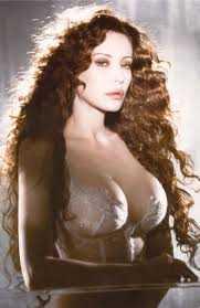 francesca dellera nuda