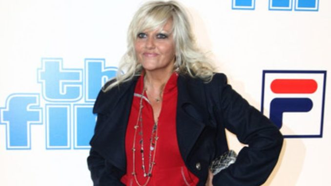 Camille Coduri is married to her husband Christopher Fulford