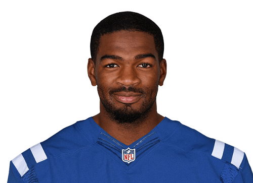 Picture of a NFL player Jacoby Brissett