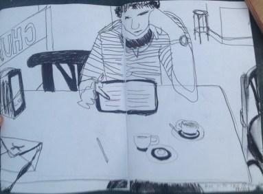Cafe, Coruña