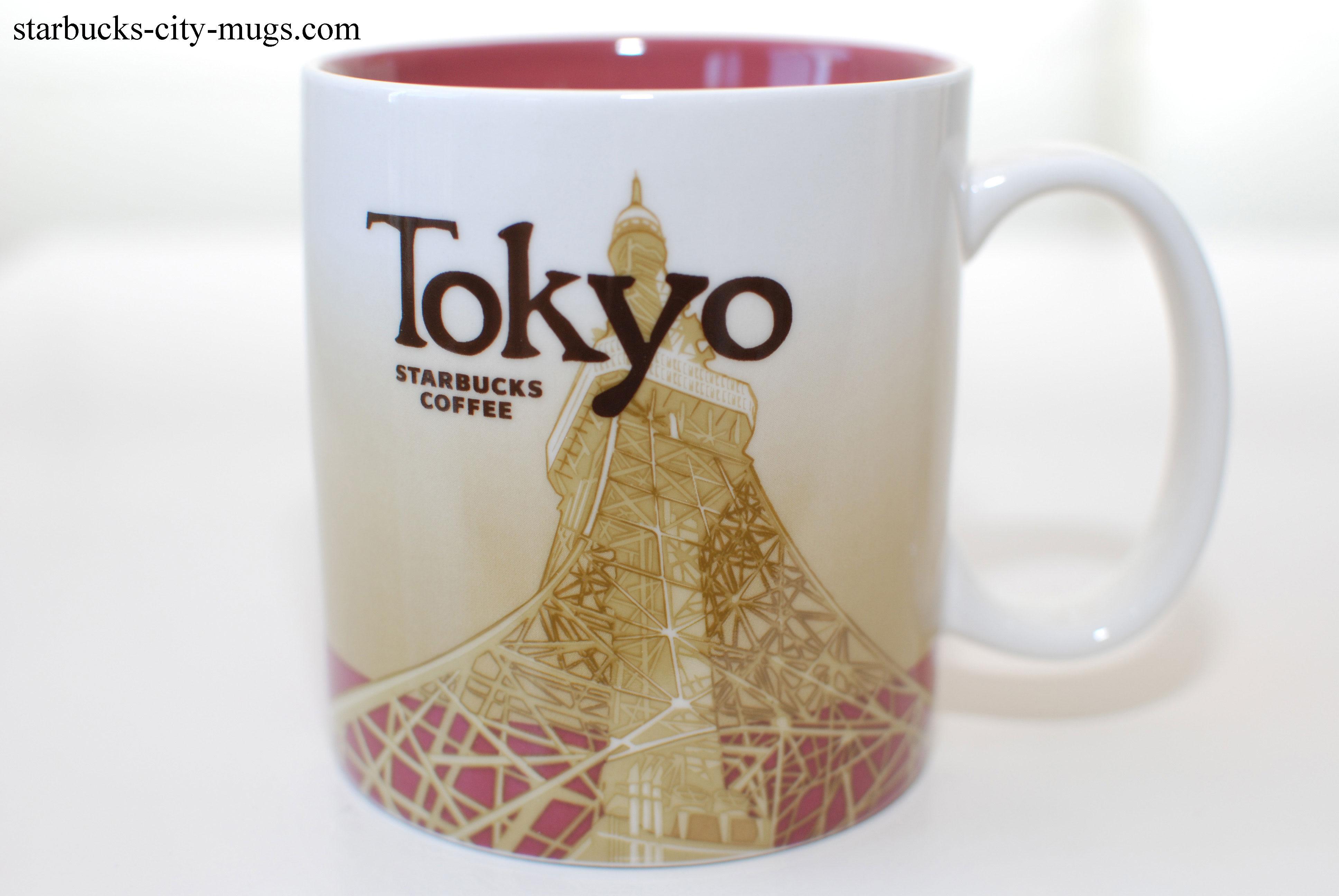 JAPAN ICONS | Starbucks City Mugs