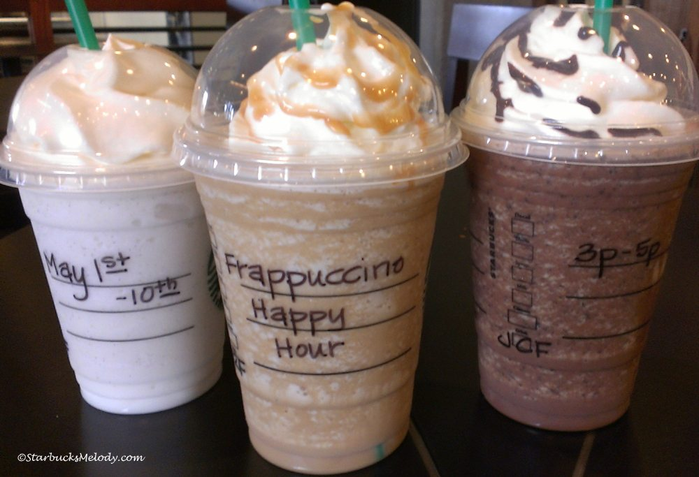 Image Result For Starbucks Coffee Names And Pictures
