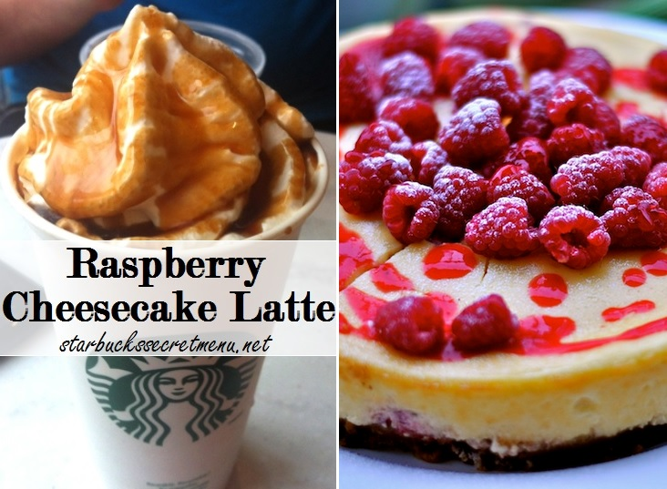 Image result for raspberry cheesecake latte