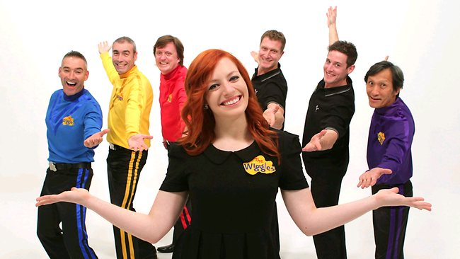 PHOTOS BIOS Meet The New Wiggles Emma Watkins Lachlan