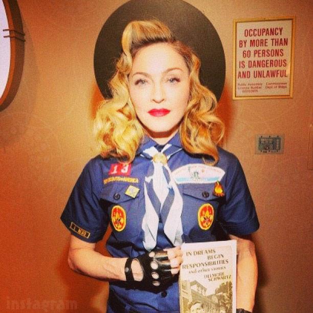 VIDEO TRANSCRIPT Madonnas Full Speech At GLAAD Media