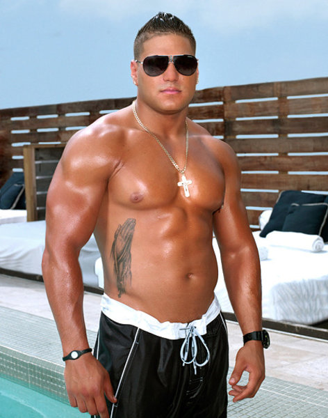 BEFORE & AFTER Jersey Shore's Ronnie Magro says he 'let ...