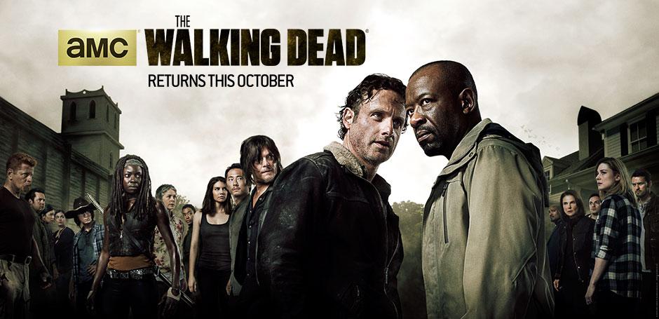 Image result for walking dead poster season 6