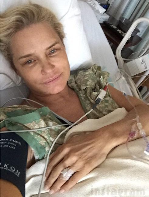 Yolanda Foster Weave Yolanda Foster Lyme Disease