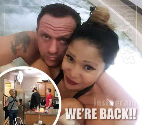 90 Day Fiance Josh and Aika filming What Now