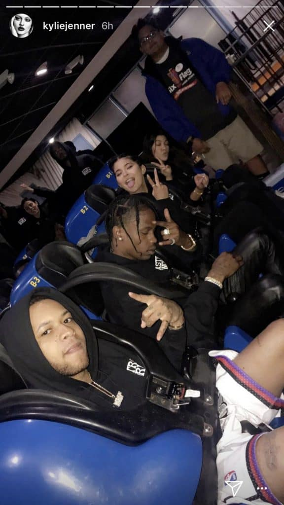 How Much Did Kylie Jenner Pay To Rent Out Six Flags For Travis Scott