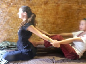 Thai Massage import