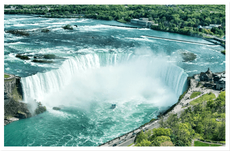 The City's Most Recommended Niagara Falls Tour.