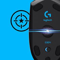 logitech g304 hero sensor