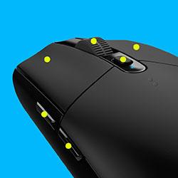 logitech g304 programmable buttons