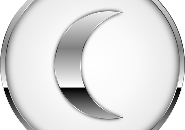 astrology moon glyph