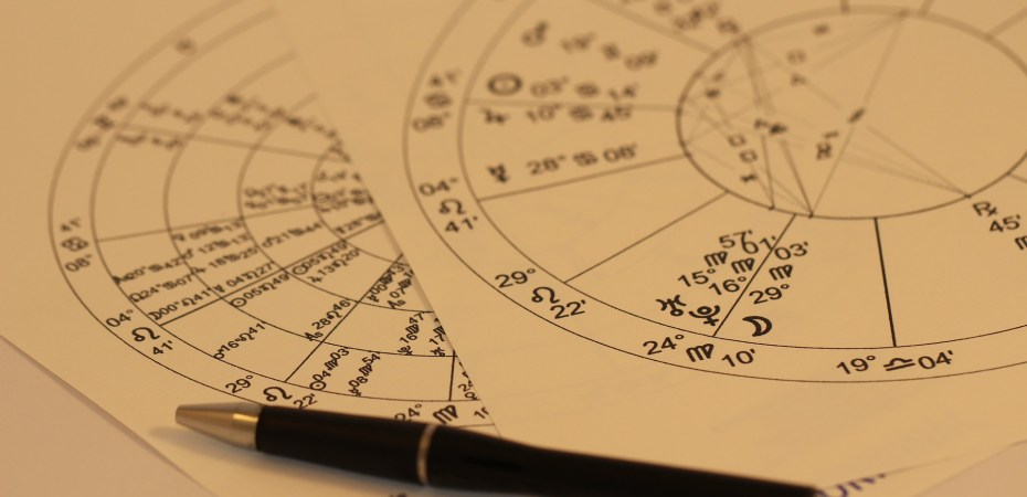 Horoscope charts