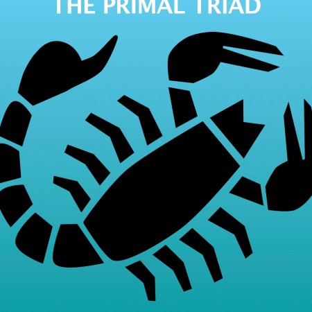 scorpio the primal triad book cover