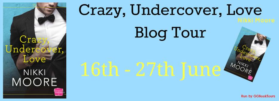 Blog Tour Review: Crazy Undercover Love