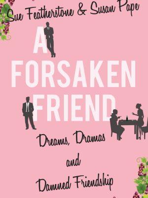 Book News: A Falling Friend & A Forsaken Friend Cover Reveal