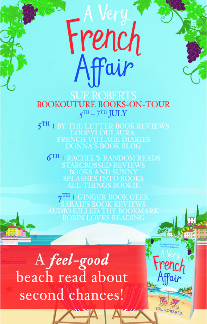 Blog Tour Review: A Very French Affair