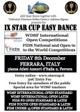 Info Star Cup 2017 Front