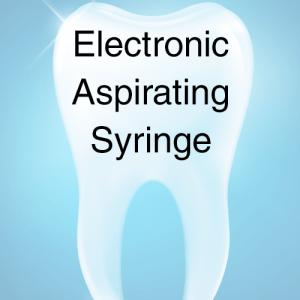 Electronic Aspirating Syringe
