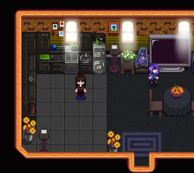 Interior Decoration Mod Stardew Valley Mods
