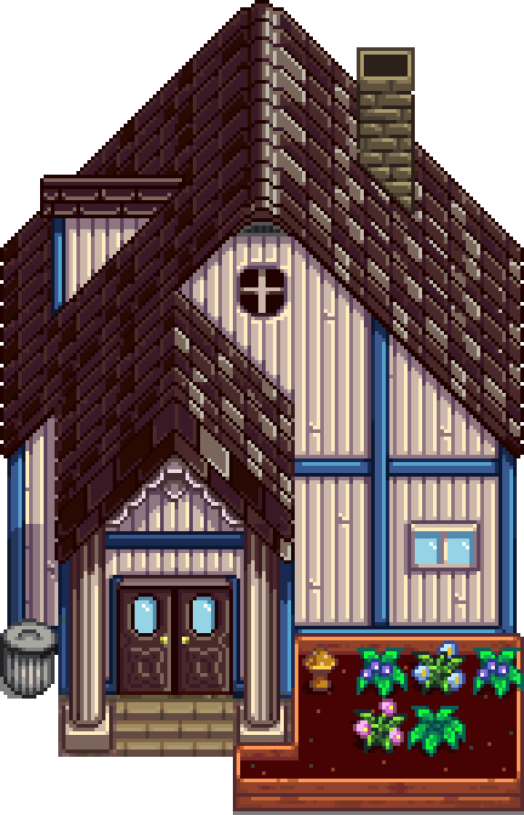 Mayors Manor Stardew Valley Wiki
