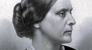 susan b anthony racist